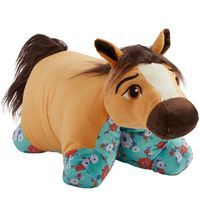 Pillow Pets Spirit Riding Free Horse DreamWorks Extra Big Stuffed Animal Plush Toy -- You can find out more details at the link of the image-affiliate link. Big Stuffed Animal, Cute Stuffed Animals, Dinosaur Stuffed Animal, Buy Pillows, Dreamworks, Boy Girl Bedroom, Girl Rooms, Free Horses, Horses