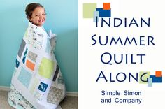 Simple Simon & Company: Indian Summer Quilt Along--Finishing your Quilt Top