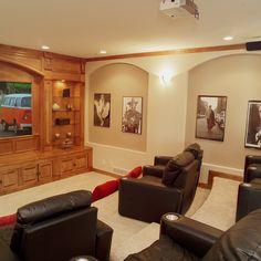 remarkable home theater! - Plan 051S-0053 | houseplansandmore.com