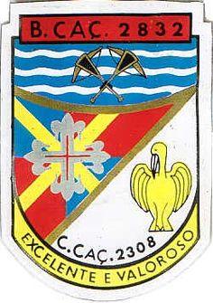 Companhia de Caçadores 2308 do Batalhão de Caçadores 2832 Angola