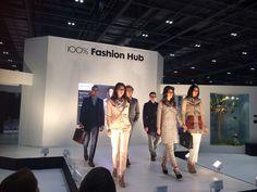 Fashion show. #opticians #100optical #fashion