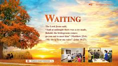 """New Gospel Movie """"Waiting"""" 