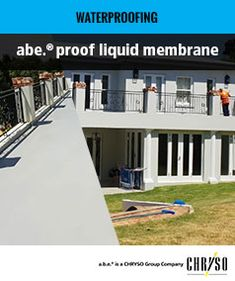 ®proof liquid membrane is a highly elastic, durable, low maintenance liquid membrane for waterproofing. Sugar Soap, General Construction, Cool Store, Wood Oil, High Humidity, Pressure Washing, Wire Brushes, Natural Wood, Outdoor Decor
