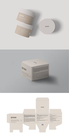 Explore 10 ready-to-use design assets by I'm MockUp on Creative Market Packaging Box, Beauty Packaging, Cosmetic Packaging, Brand Packaging, Cosmetic Box, Tag Design, Label Design, Skincare Branding, Design Package