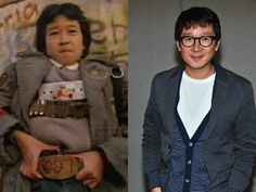 """Where Are They Now? The Goonies - Ke Huy Quan as Richard """"Data"""" Wang - Then and Now from 8Ball.co.uk / www.8ball.co.uk/blog/8ball_film/goonies-now/"""