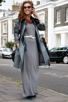 #fashion #trend #gray #flats #chloe #shoes #zacposen #itbag