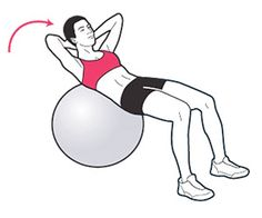 Exercises for a better core & fast run - I will need this at some point.