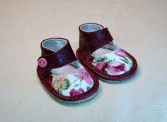 Shoes Dolls Paola Reina (башмачки для Паолки)