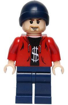 Lego Breaking Bad Jesse Pinkman Minifig