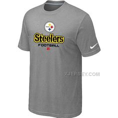 http://www.xjersey.com/pittsburgh-steelers-critical-victory-light-grey-tshirt.html PITTSBURGH STEELERS CRITICAL VICTORY LIGHT GREY T-SHIRT Only $26.00 , Free Shipping!
