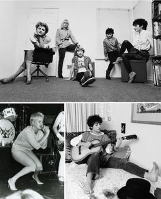 The Gogos. First all female rock band to hit the mainstream
