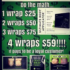 Have you heard of that crazy wrap thing?  'Have you tried that crazy wrap thing?!' Tone,Tighten&Firm!!Becomefoxy.com/904.466.1852