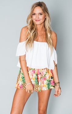 Carlos Swing Shorts ~ Tutti Frutti | Show Me Your MuMu