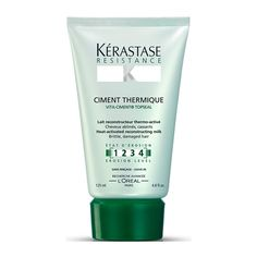 Kérastase Resistance Ciment Thermique Heat-Activated Reconstructor Milk Level 1-4 125ml #HairToFallFor