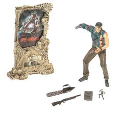 McFarlane Toys Movie Maniacs Series 3 Action Figure Army of Darkness Ash by McFarlane Toys, http://www.amazon.com/dp/B00004TDRV/ref=cm_sw_r_pi_dp_fwgirb0A2H8PV