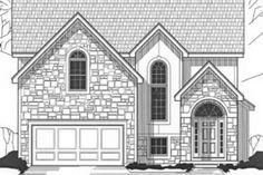 House Plan 67-854