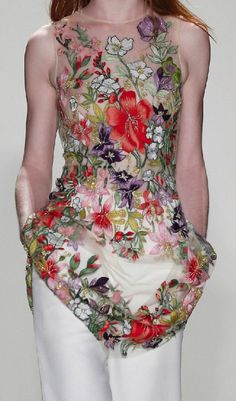 Swans Style is the top online fashion store for women. Shop sexy club dresses, jeans, shoes, bodysuits, skirts and more. Floral Fashion, Fashion Art, Runway Fashion, Fashion Show, Girl Fashion, Fashion Dresses, Little Girl Dresses, Girls Dresses, Merian
