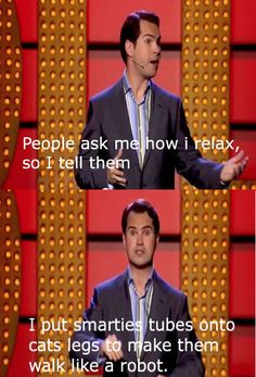 Qi jimmy carr wife sexual dysfunction