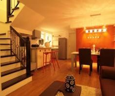 Another Living Room. It looks cozy in here when you watch television after a days work. Condo Design, Interior Design, Property For Sale, Living Room, Table, House, Philippines, Furniture, Perspective