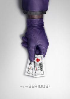 Pick a Smile Campaign, Why So Serious, Batman, Advertising Der Joker, Heath Ledger Joker, Joker Art, Joker Pics, The Man Who Laughs, Nananana Batman, Batman Poster, Batman Logo, The Dark Knight Trilogy
