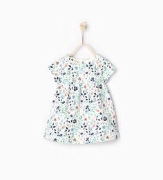 ZARA - COLLECTION SS16 - Jacquard dress