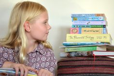 Nine Year Old and a Book Update - Children's Books Daily...