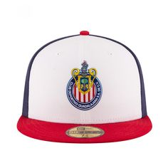 3481091c86588 New Era Gorra 5950 Chivas Liquid Chrome Depgua Navy