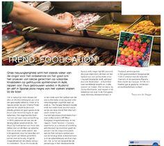 Travel trend Foodcation in TravMagazine