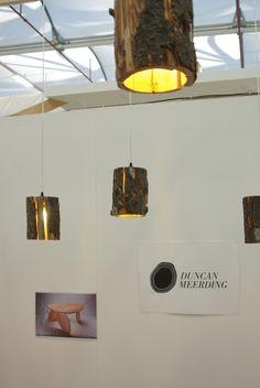 log lights