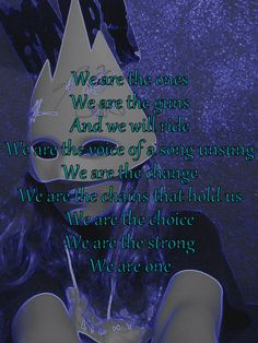 We are-Thousand Foot Krutch