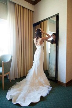 46 Beautiful Vineyard Wedding Dresses   HappyWedd.com