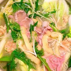 塩ちゃんこ鍋を作りました^ - ^ - 20件のもぐもぐ - 塩ちゃんこ鍋 by koukitanabe