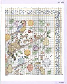 Gallery.ru / Фото #21 - Cross Stitch Gold 76 - tymannost