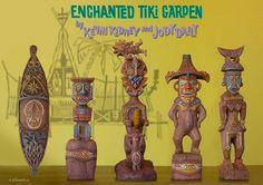 random items Vintage Tiki, Vintage Disney, Tiki Art, Tiki Tiki, Tiki Hawaii, Disney Enchanted, Tiki Totem, Tiki Decor, Tiki Lounge