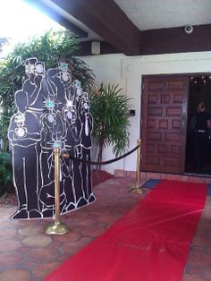"Photo 13 of 21: Hollywood Theme / Bar Mitzvah ""Taylor's Hollywood Bat Mitzvah"" 