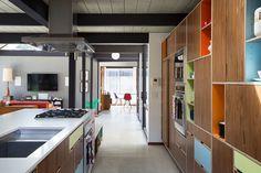 Classic Eichler home in California gets an inspiring update