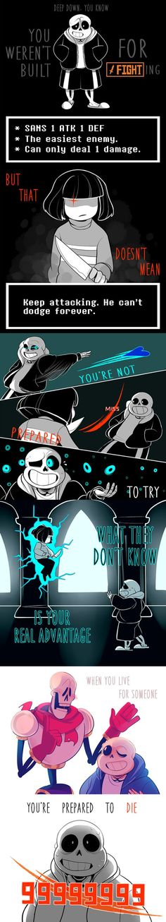 Sans and Chara - Stronger than you parody - http://bedsafely.tumblr.com/post/131728074767/i-dont-even-know-what-im-doing-anymore-aaaaaaaaa:》》》NUUUU!!