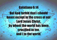 Galatians 6 14