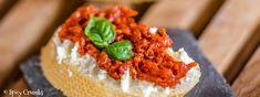 Pasta z pečených rajčat - Spicy Crumbs