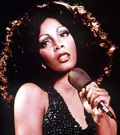 listening to her 45's on my parent's old record player brought out my inner disco diva.  ((((((( donna summer )))))))