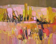 Hervé Lenouvel - floraison au marais