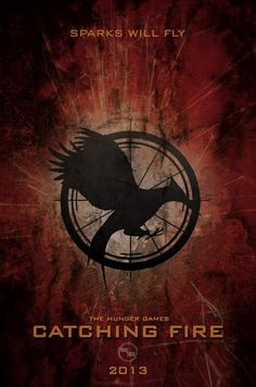 Catching Fire<3 Favorite book of the series...I'm so excited already!!