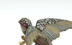 antique diamond swallows - Google-Suche