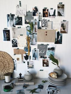 How to make a style board - The House That Lars Built Room Ideas Bedroom, Bedroom Wall, Diy Room Decor, Bedroom Decor, Wall Decor, Home Decor, Inspiration Wand, Interior Inspiration, Inspirations Boards