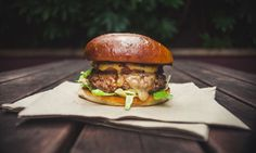 The Troll's Pantry: Streetfood Burgers from MEATliquor