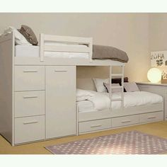 Bunk bed for kids (boy and girl) Asoral Would these bunk beds for . - Bunk bed for kids (boy and girl) Asoral Would love these bunk beds for my kids – Chambre enfant -