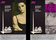 """""""LILITH"""" 1964      Natalie Wood Candidate; Finally Interpreted: Jean Seberg       Other actresses considered for the title character included Yvette Mimieux, Sarah Miles, and Diane Cilento (the first choice of J.R. Salamanca, who's novel was the basis for the movie). Natalie Wood was also approached for the role, but was not interested."""