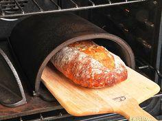 Bayat ekmeklerinizi tazelemek için kullanabilirsiniz.