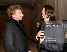 barry manilow uk photos | Clive Davis And The Recording Academy's 2011 Pre-GRAMMY Gala And ...
