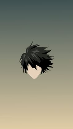 L Death note character minimalistic wallpaper x Death Note Wallpaper Iphone, L Wallpaper, Naruto Wallpaper, Death Note Kira, Death Note Light, Konan, Death Note Cosplay, Nate River, Harry Potter Artwork
